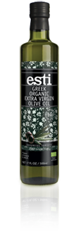 ESTI Organic Extra Virgin Olive Oil